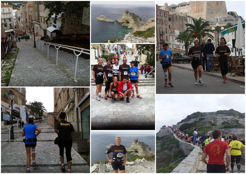 Montage trail Bonifacio